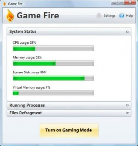 Game-Fire